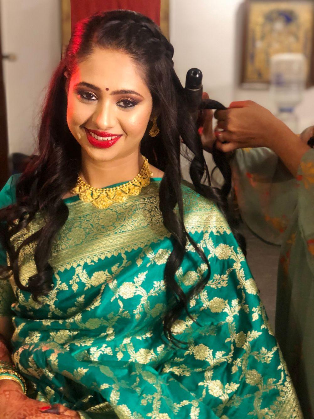 Photo From Ishita's Reception Look - By Makeup by Shreya Asrani