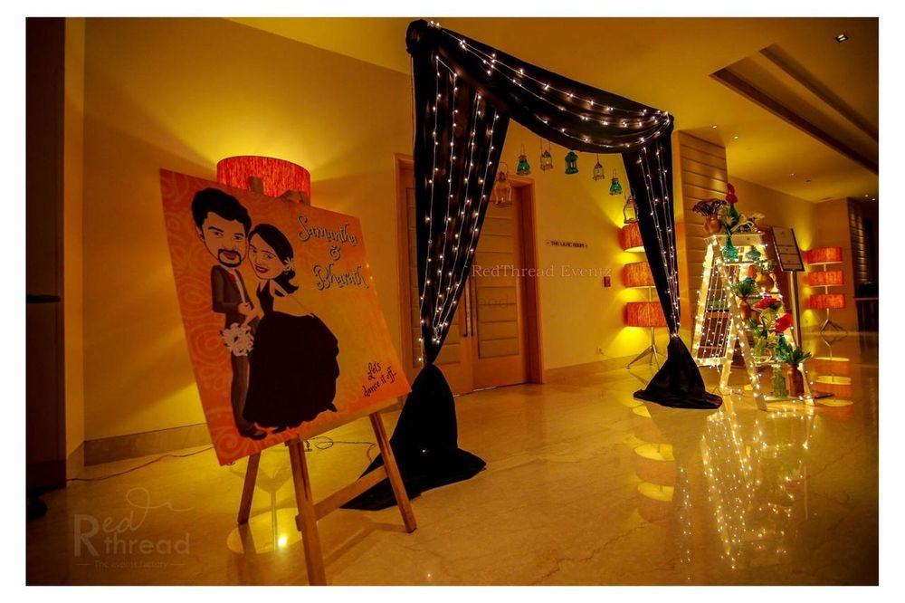 Photo From Sangeet - By Red Thread Eventz