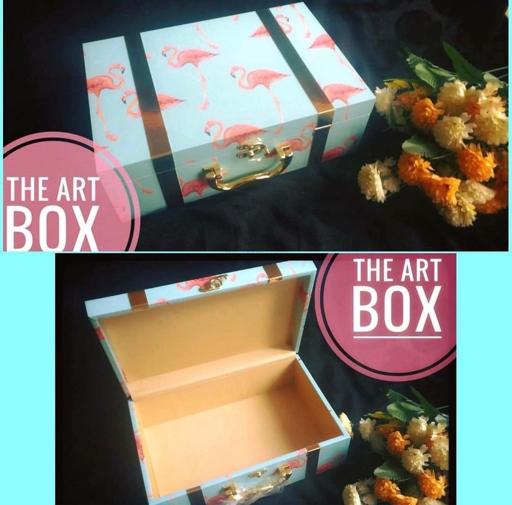 Photo From Wedding Boxes  - By The Art Box