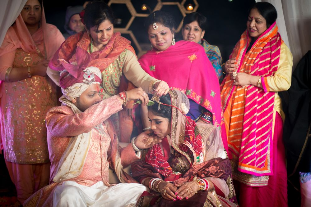 Photo From Sanchi & Saurabh - By Animage Productions