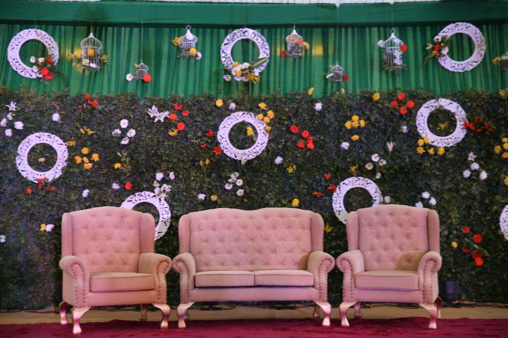 Photo From Wedding - White & Greens - By Eventalya