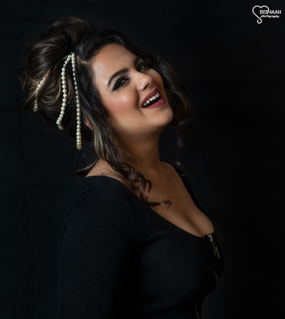 Photo From Portfolio shoot - By Aarshia Makeovers