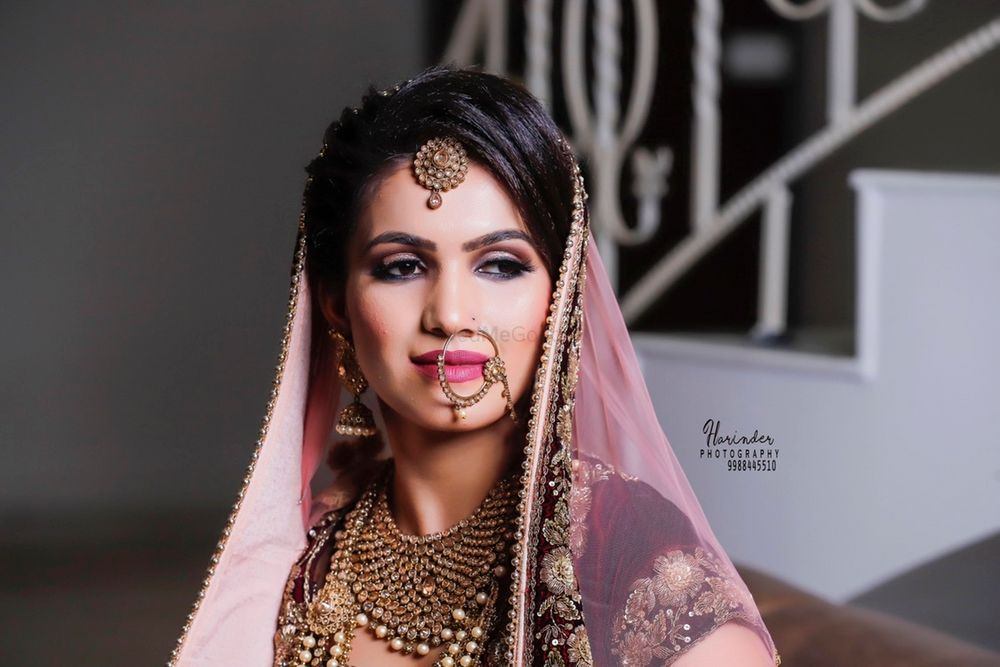 Photo From Brides - By Aarshia Makeovers