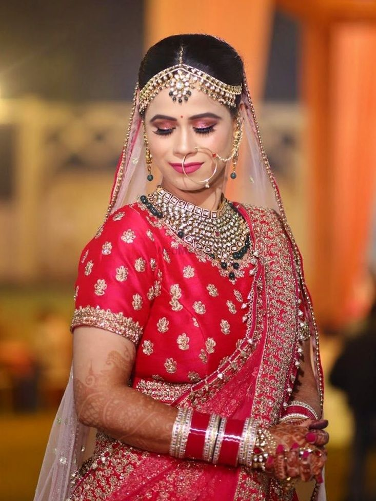 Photo From Nidhi - By Vandana Piwhal Makeovers