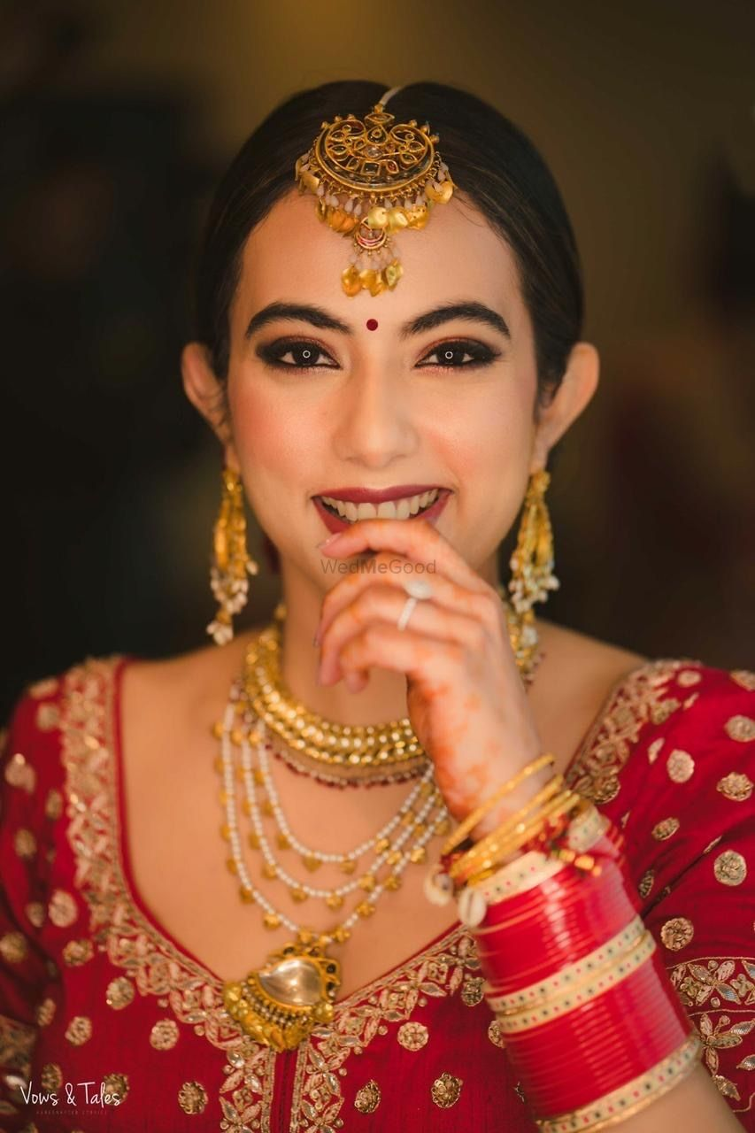 Photo From Bride Jasmine  - By Makeup By Suhani
