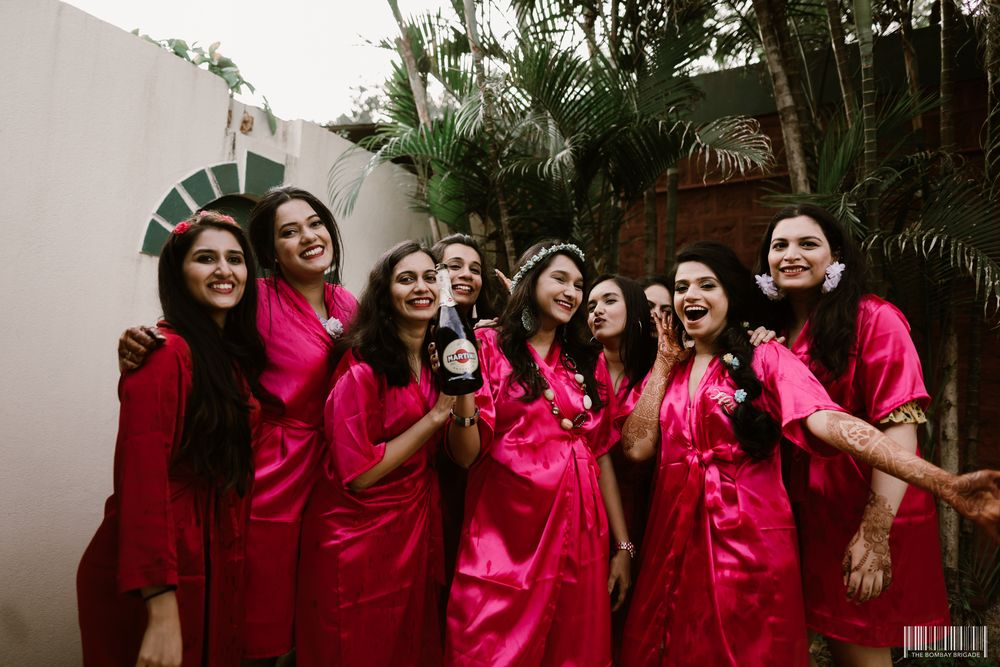 Photo From Henna's Bridesmaid Shoot - By The Bombay Brigade