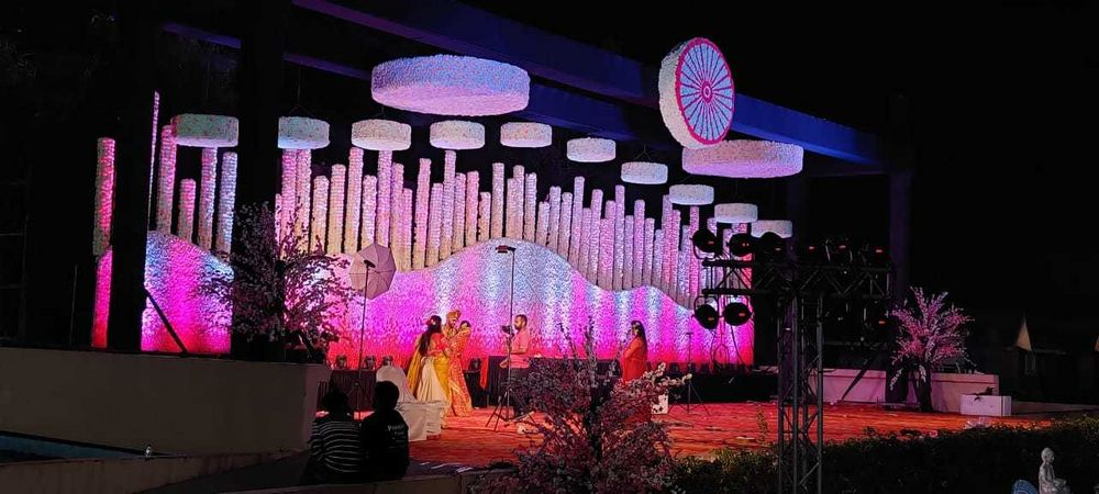 Photo From Wave Pasting Set - By Exotica- The Ambience Decorators & Event Management