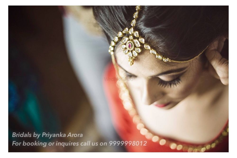 Photo From Nishtha Makker - By Priyanka Gogia Makeup