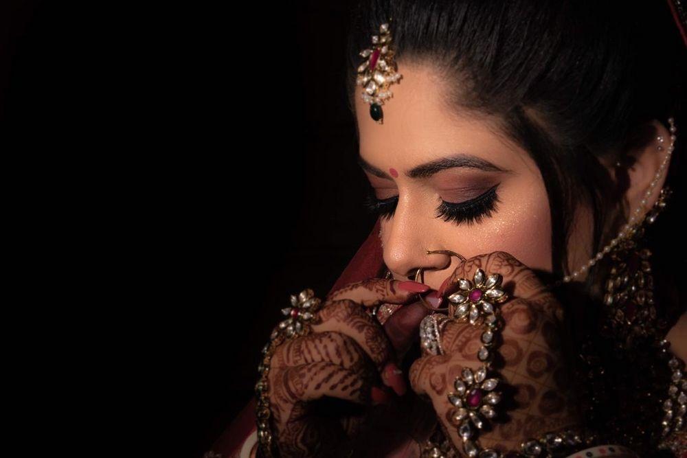 Photo From Garima's bridal diaries  - By Saloni Arora - Makeup Mafia