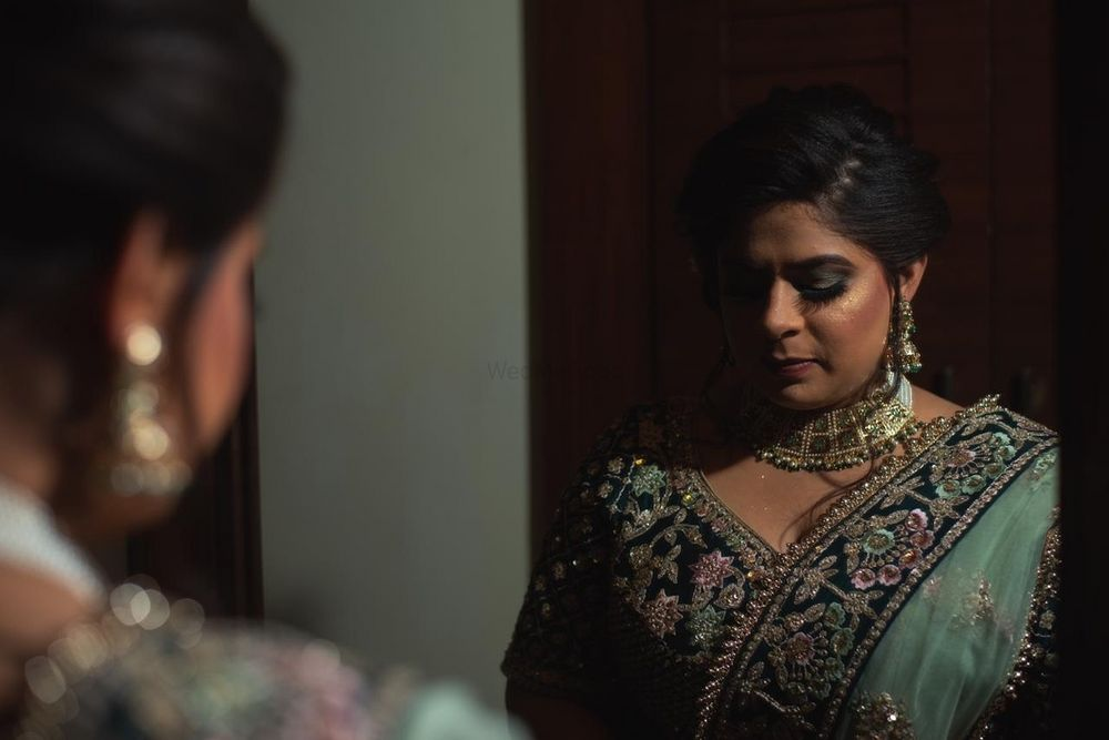 Photo From Garima's bridal diaries  - By Saloni Arora - Makeup Mafia