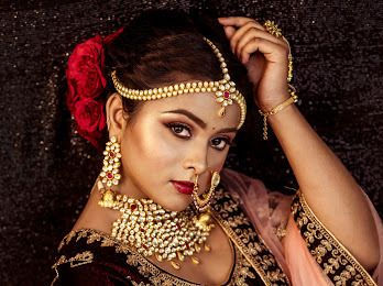 Photo From Northindian Bride - By Makeup by Shetty