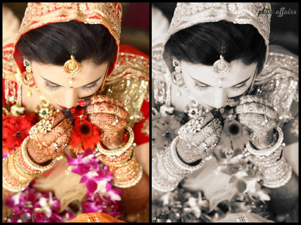 Photo From Rupal + Nitish-The Wedding! - By Plush Affairs
