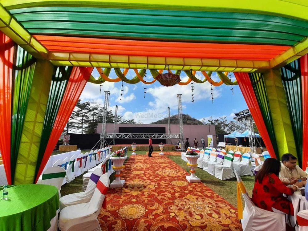 Photo From Mehendi - By Exotica- The Ambience Decorators & Event Management