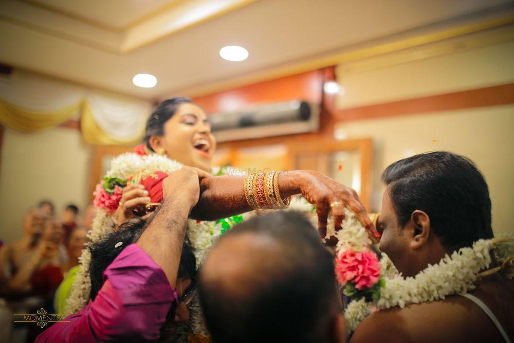 Photo From Haripriya & Vikram - By Moments Photography