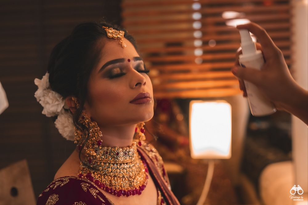 Photo From Ishu and Harsh - By Makeovers by Ridhi Verma