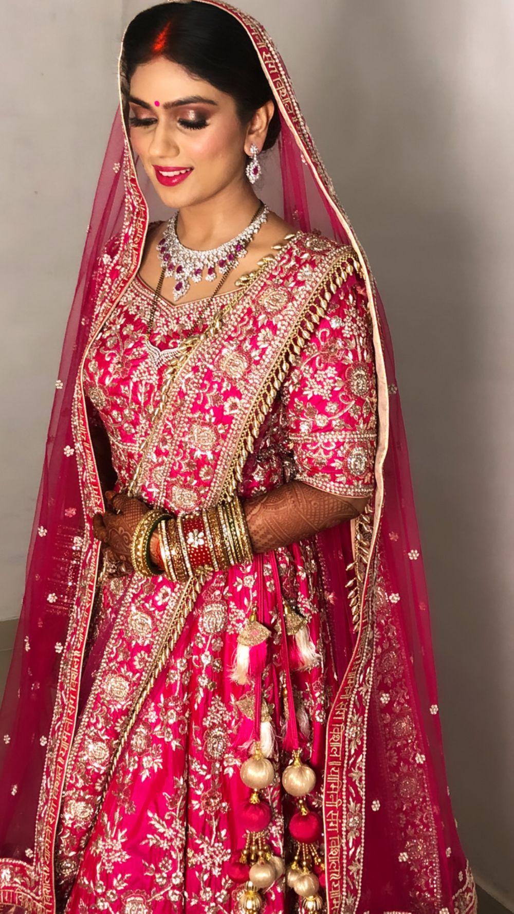 Photo From Yamini (Taj Lucknow) - By Makeovers By Kamakshi Soni