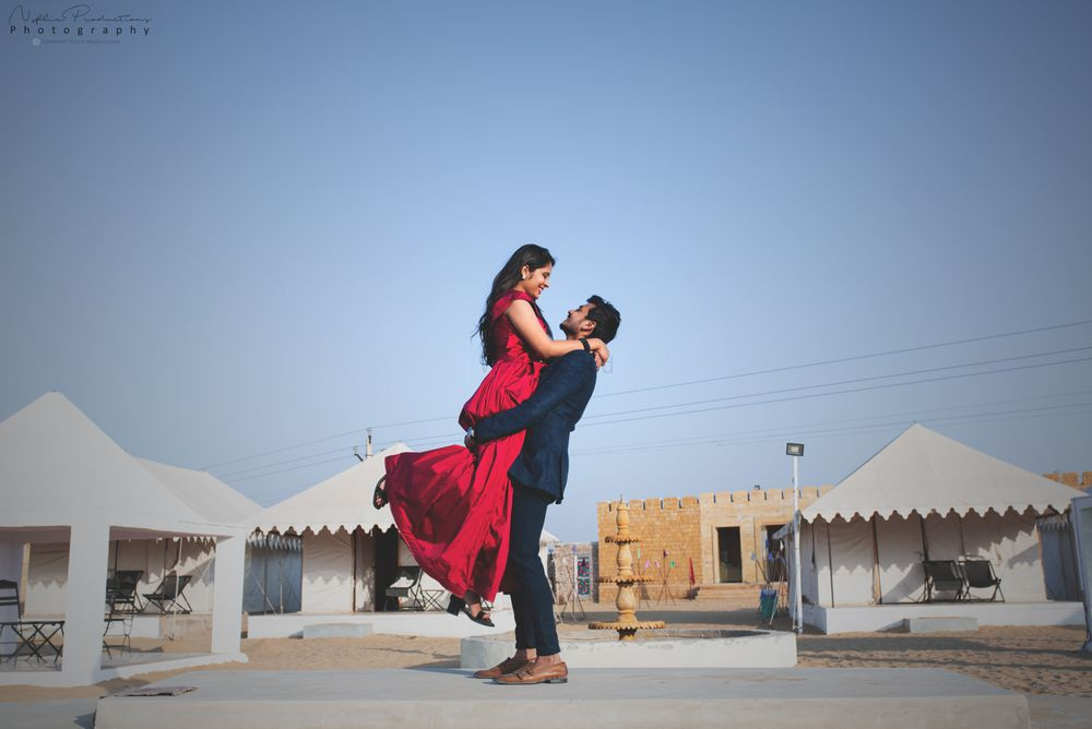 Photo From Rajput Prewedding - By NSFlix Production