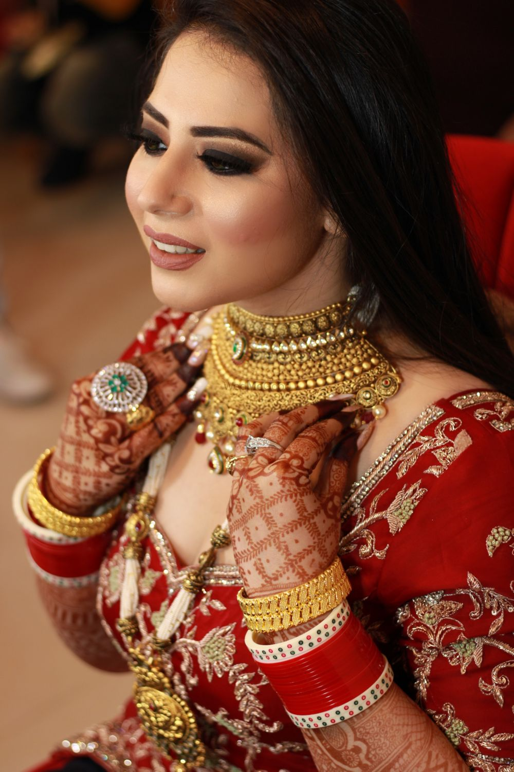 Photo From Bridal Kunchika - By Kamna Sharma