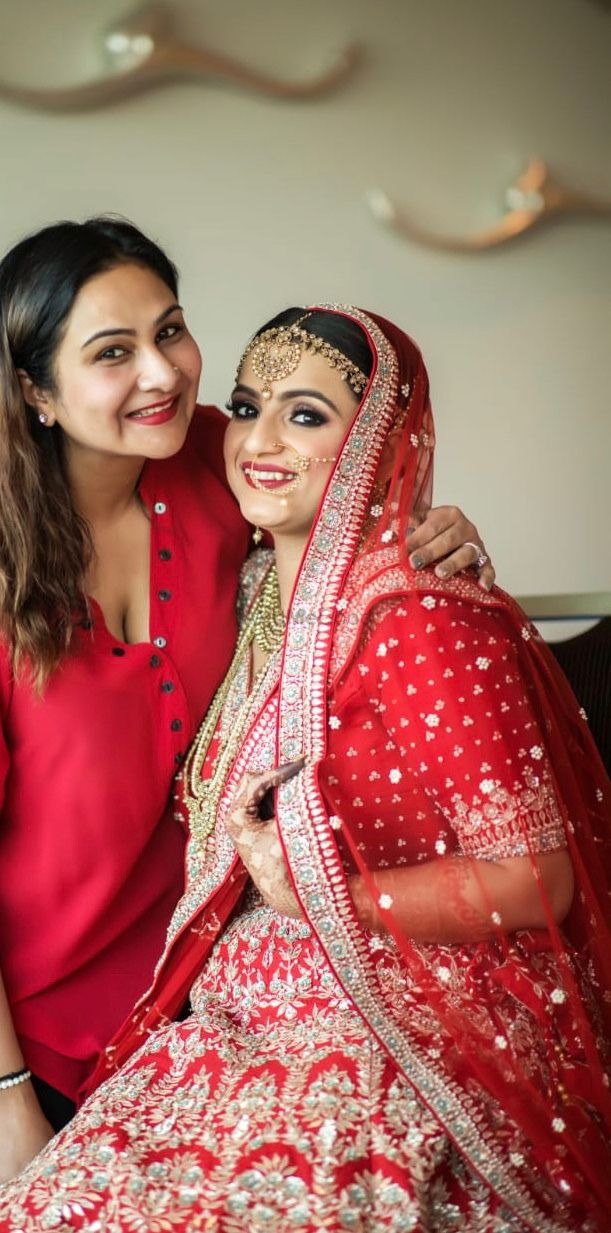 Photo From Cherry's Wedding  - By Anjali Bhasker