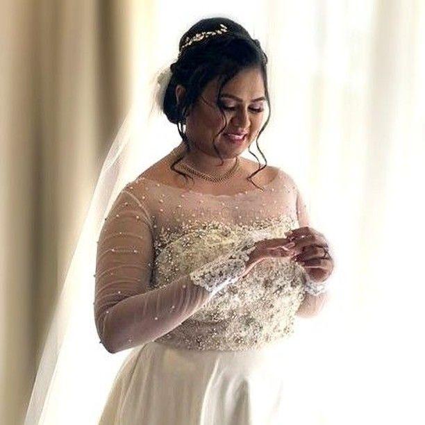 Photo From 2019-20 Christian Bride - By Bina Punjani Hair Studio