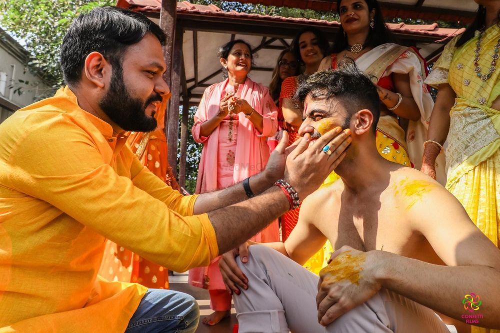 Photo From Akansha & Vaibhav - By Confetti Films