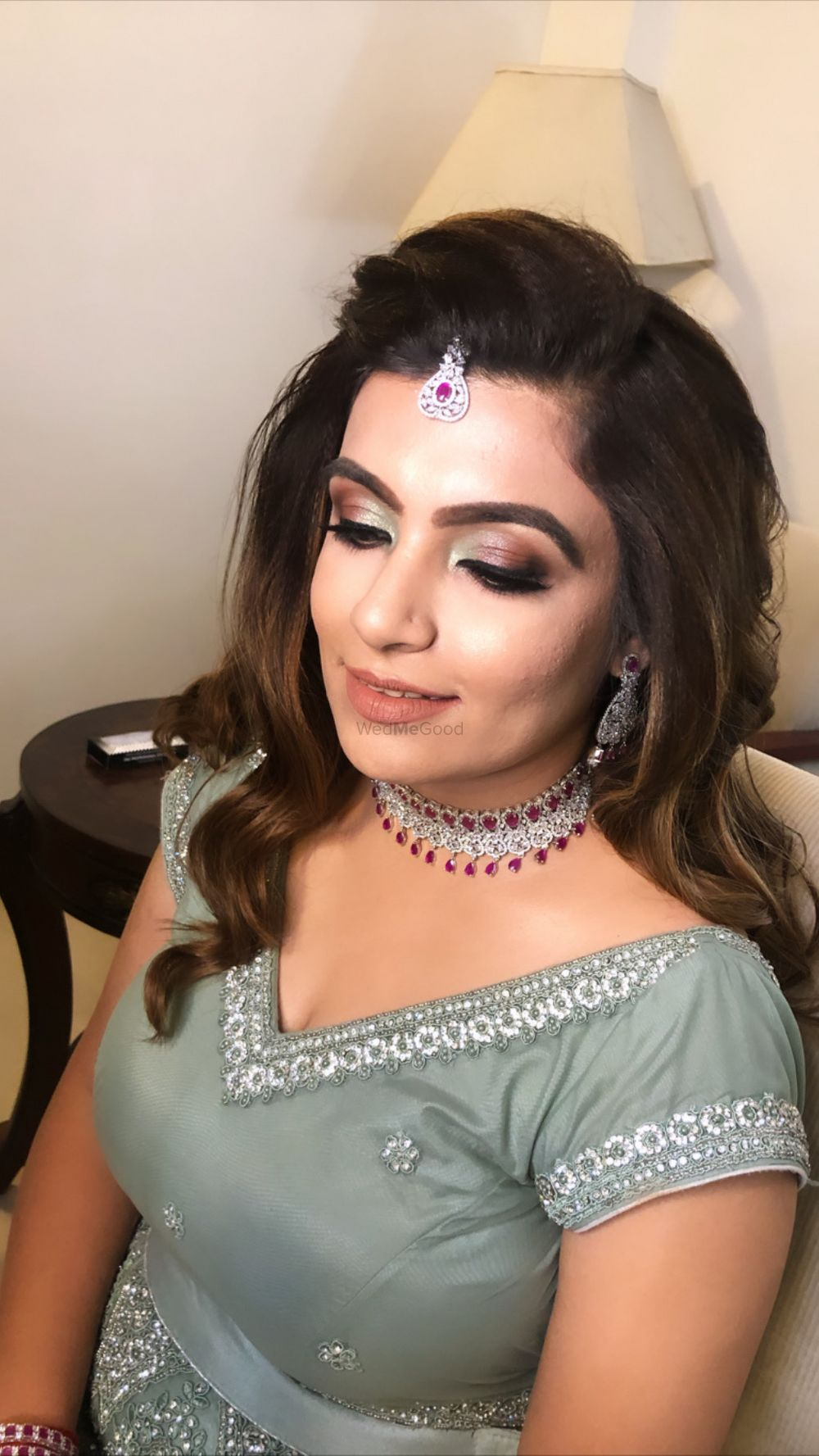 Photo From Khushboo's Wedding & Engagement Look  - By Makeup by Mansi Lakhwani
