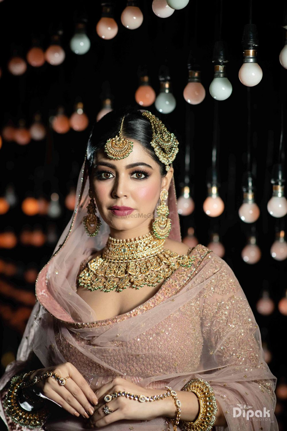Photo From Royal Pakeezah Bride inspired look for Make Me Up  - By Makeup by Mansi Lakhwani