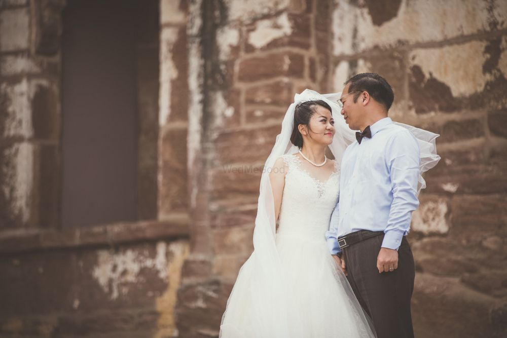 Photo From Ling Qian & Zhang Jue Hu - By Our Wedding Chapter