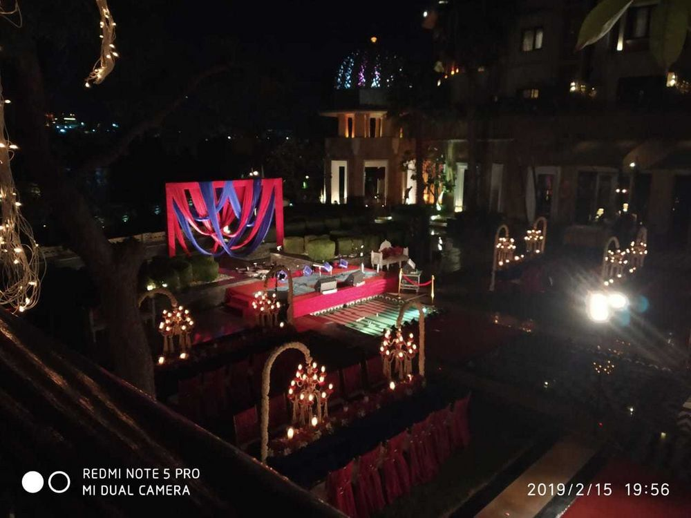 Photo From leela palace udaipur - By Jovial Creations