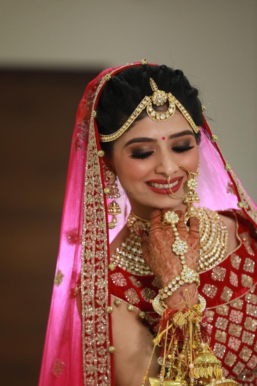 Photo From Priyanka Babuta's Wedding  - By Anjali Bhasker