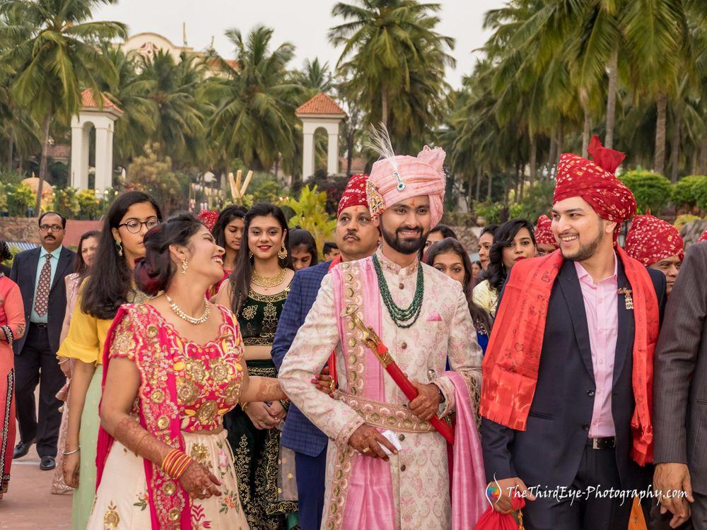Photo From Ankush & Avani Wedding - By The Third Eye Photography