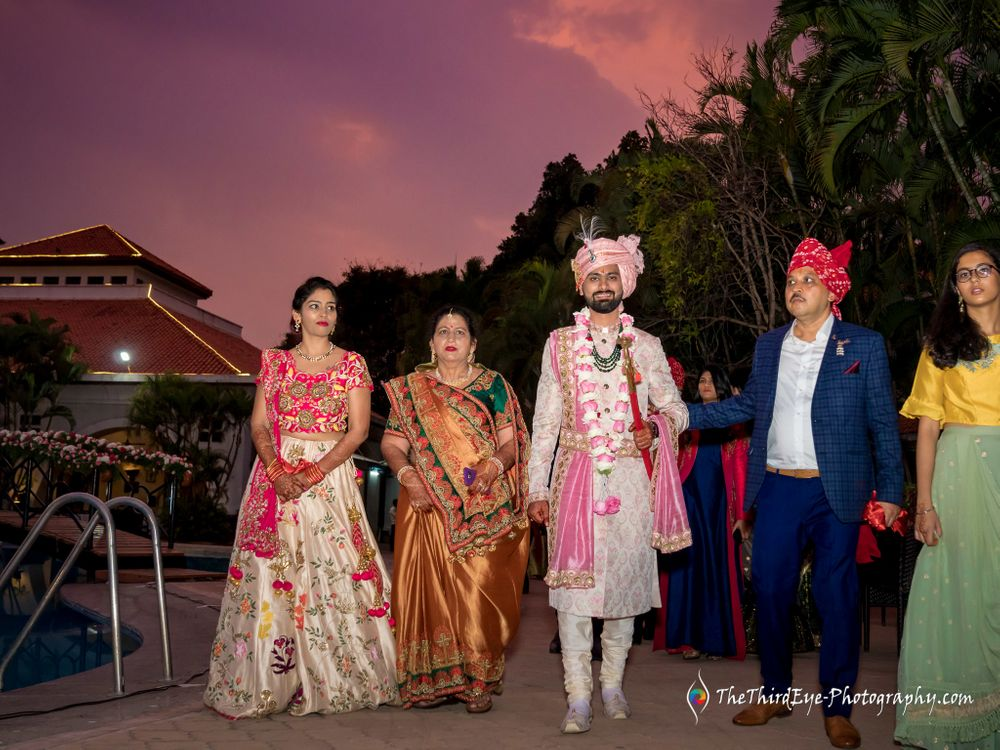 Photo From Ankush & Avani Wedding - By The Third Eye Photography