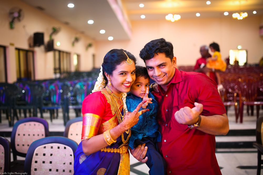Photo From Ajay & Divya - By Candle Light's Photography