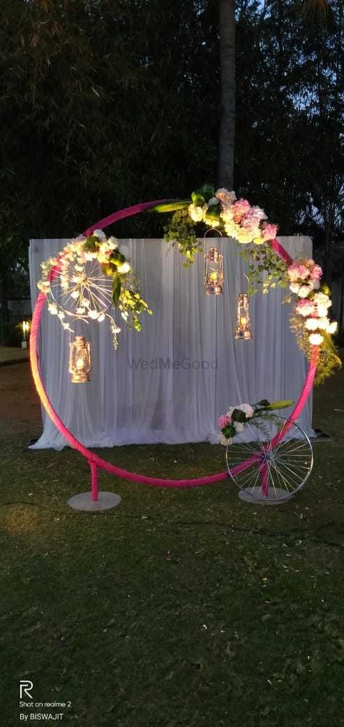 Photo From Amithabh & Shweta Engagement @ Gold Finch Retreat - By Glittering Arc