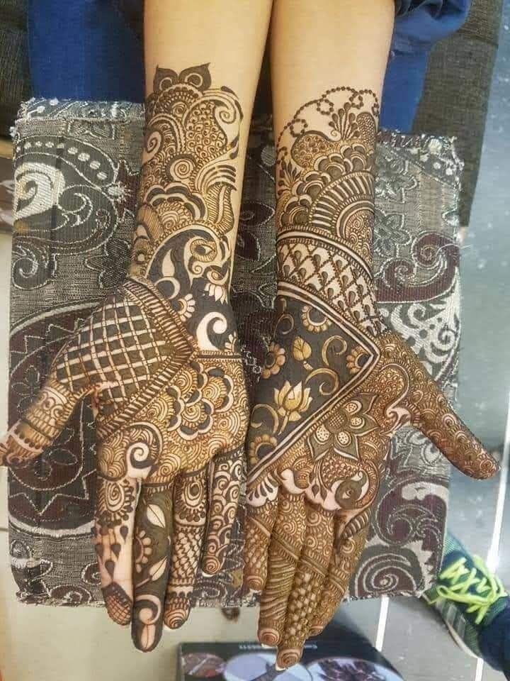 Photo From Latest Designs - By Aakash Mehendi Art