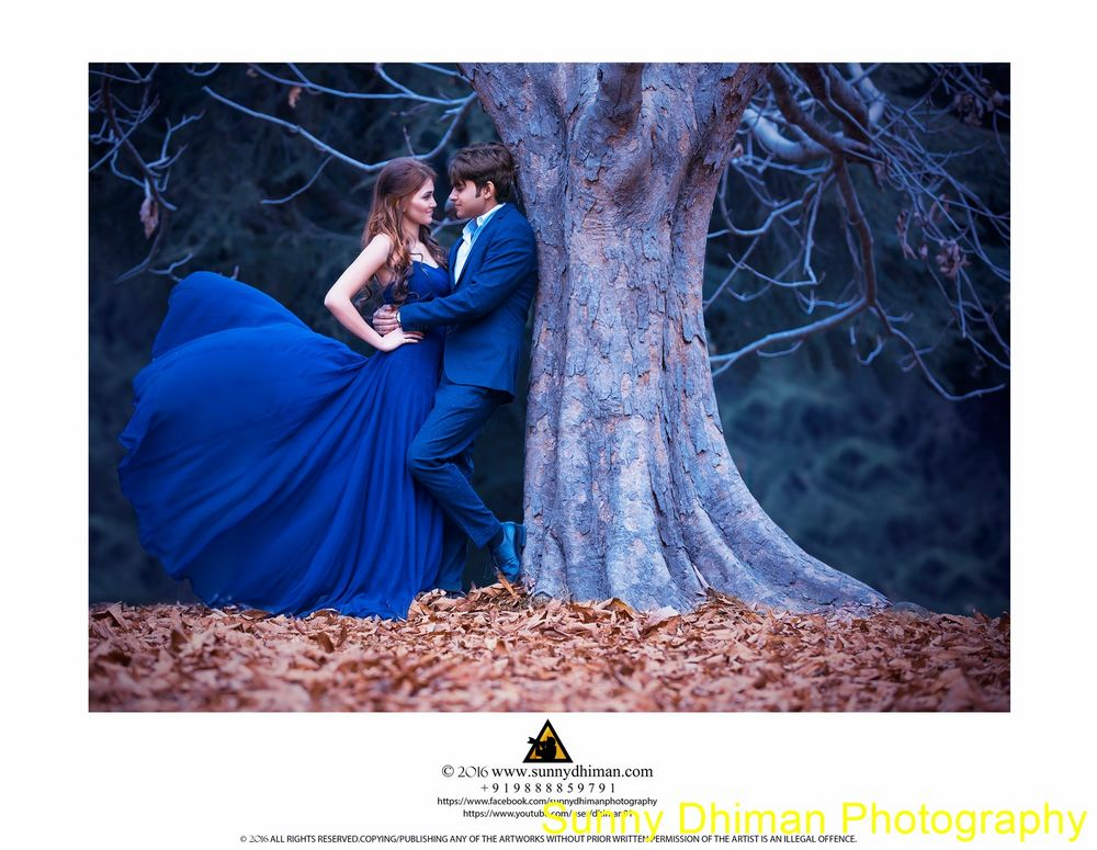 Photo From Pre Wedding - By Sunny Dhiman Photography