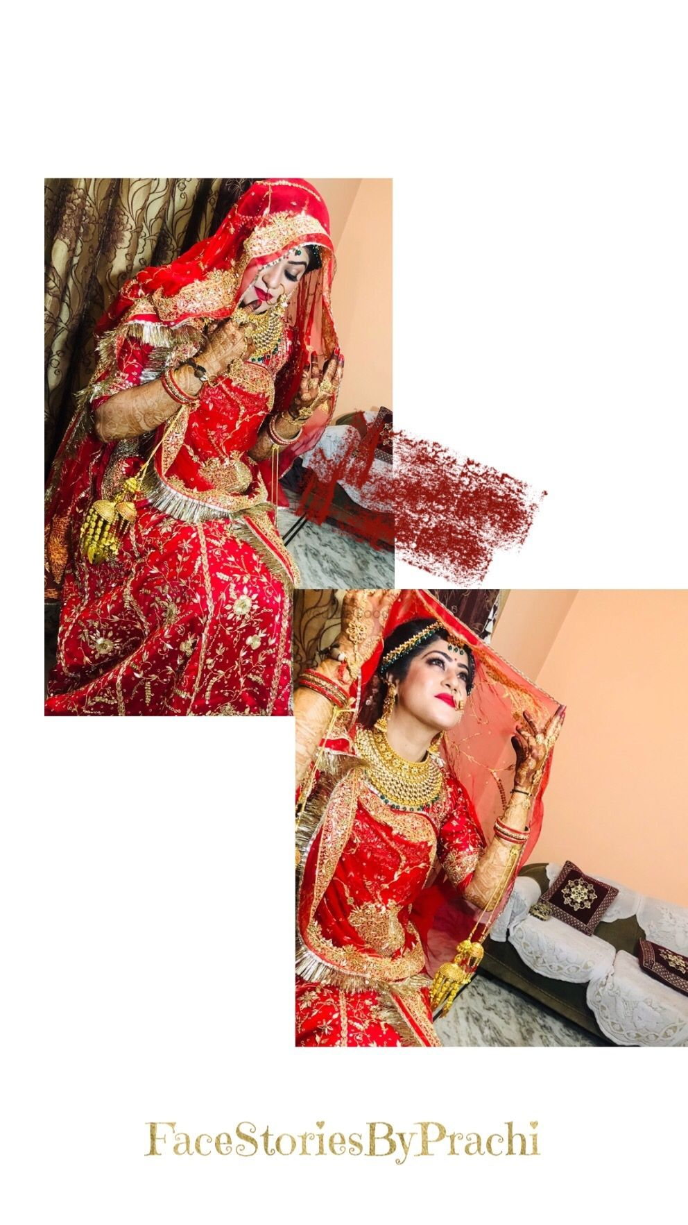 Photo From Bride Ritu  - By FaceStories by Prachi