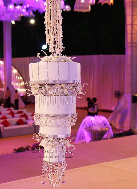 Photo From Chandelier Cakes - By D Cake Creations