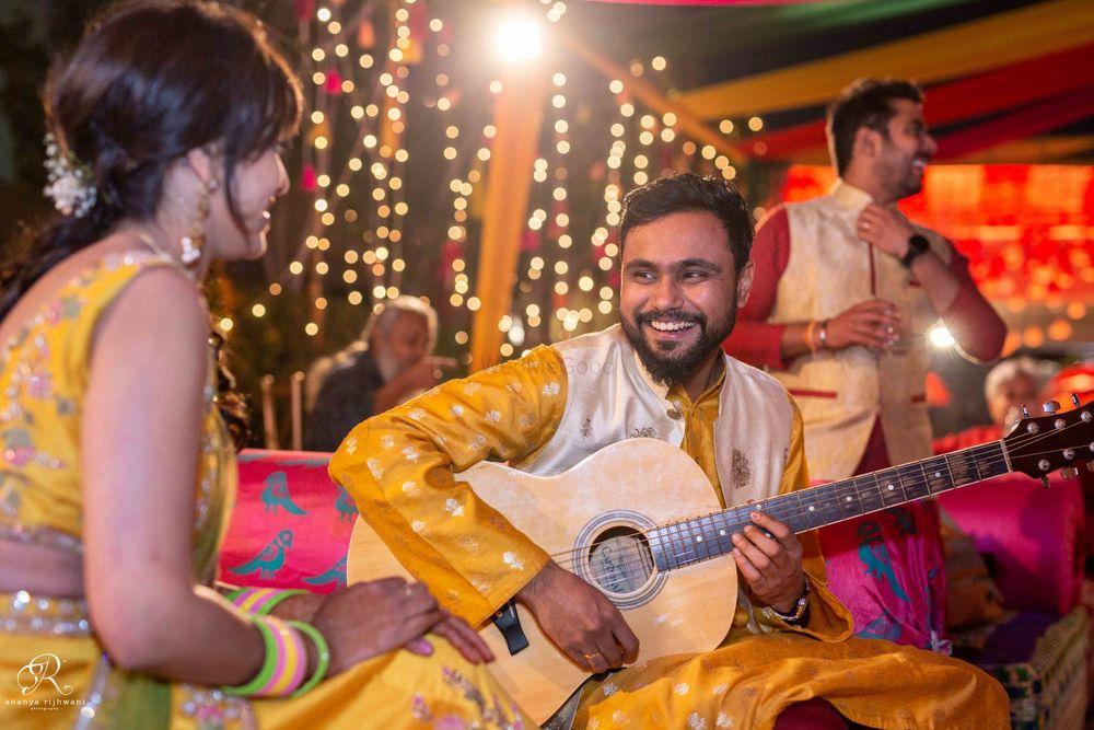Photo From Deeksha & Kartikeya Sangeet :)  - By Weddings by Ananya Rijhwani