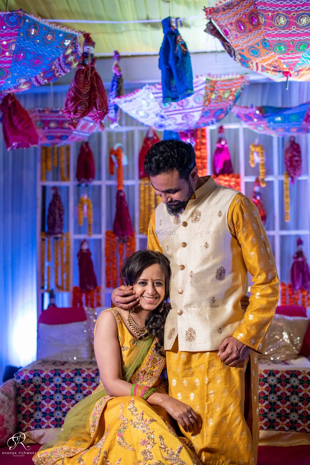 Photo From Deeksha & Kartikeya Sangeet :)  - By Weddings by Ananya Rijhwani