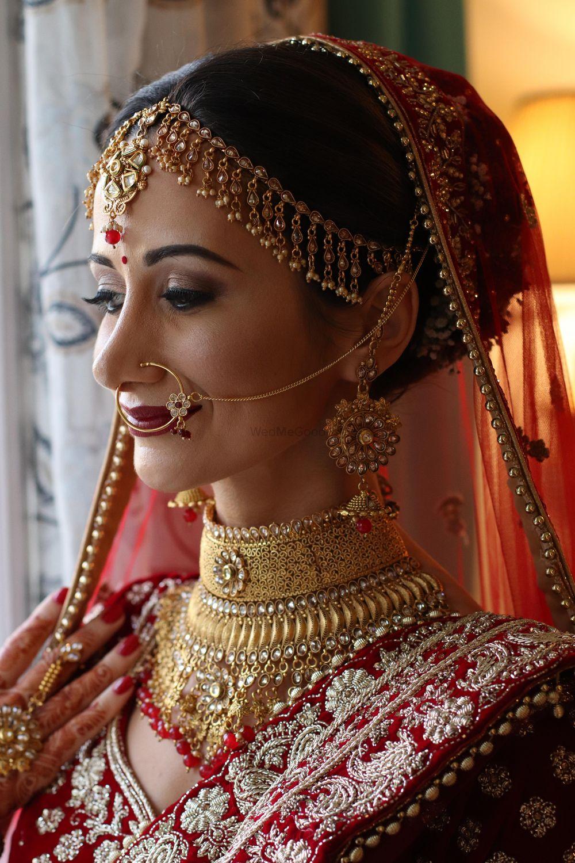 Photo From Ana from london(Jai Mahal palace) - By Makeup by Rinki Vijay