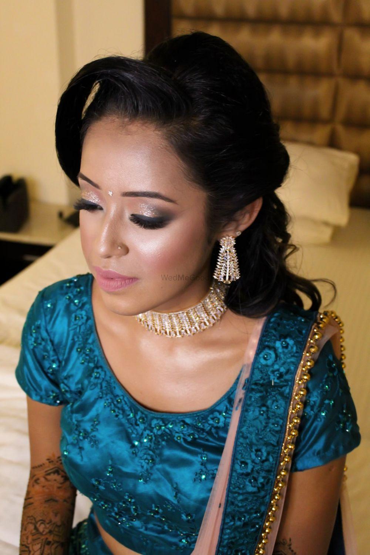 Photo From Trishna's Wedding - By Aakriti Gandhi Makeup Artist