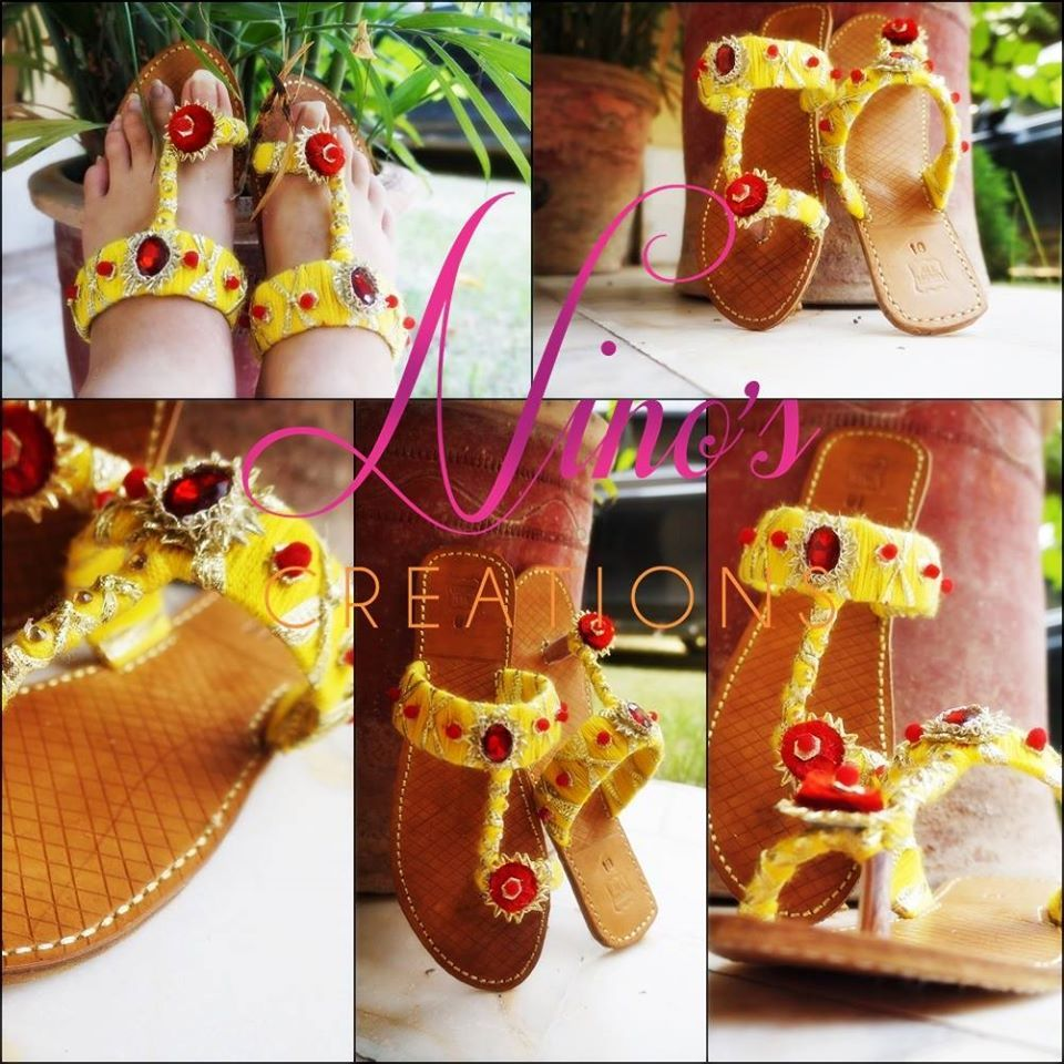 Photo From Chappal/jutti - By Ninos Creations