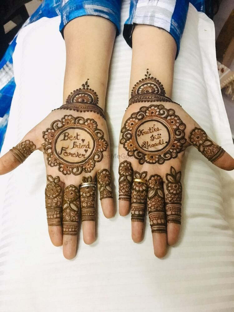 Photo From kinjal chadva - By Aditis Mehendi Art