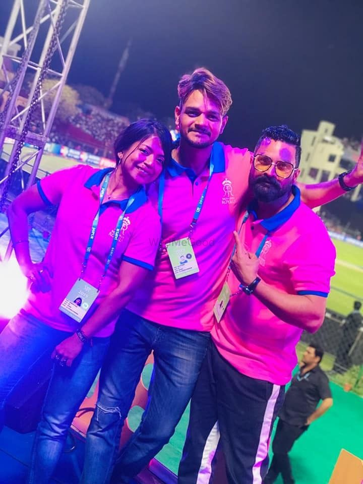Photo From IPL For Rajasthan Royals - By DJ Ravish