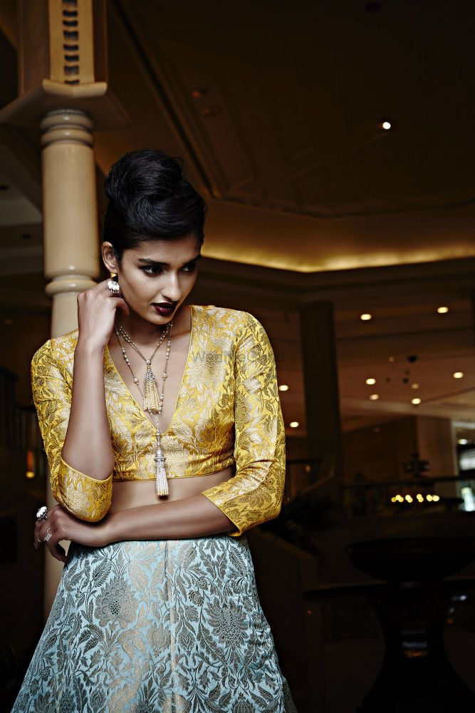 Photo From Avant Garde Bridal Collection - 'Sitara' - By Payal Singhal