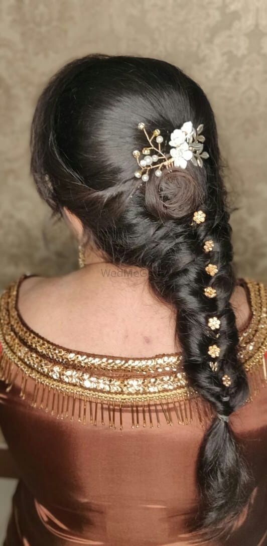 Photo From Hair styles - By Makeup by Shetty