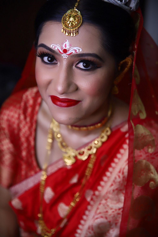 Photo From Rachana (Bengali bride) - By Blush Lounge
