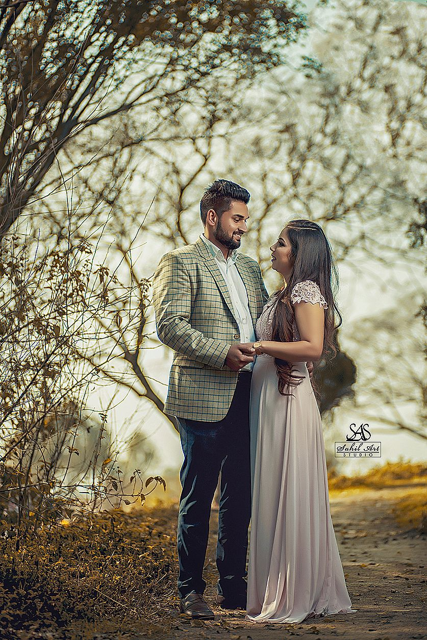 Photo From Harsimran & Avneet - By Sahil Art Studio