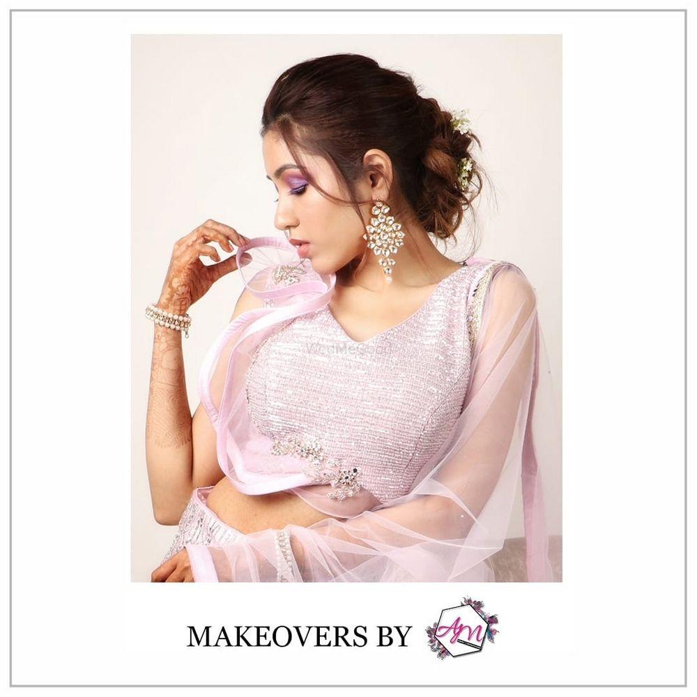 Photo From Mehndi Makeup Looks  - By Ammy J Makeovers
